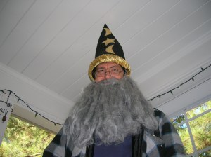 Kessel as Wizard
