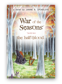 The Half Blood cover