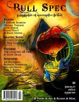 Bull Spec #3 Cover: