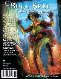 Bull Spec #4 Cover: