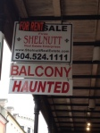 New Orleans haunted photo