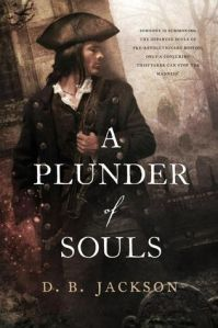 Monday, July 21, Quail Ridge Books hosts DB Jackson for A Plunder of Souls. 7:30 pm.