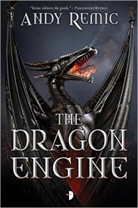 dragon engine cover