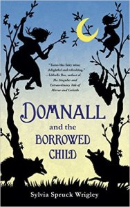 domnall and the borrowed child cover